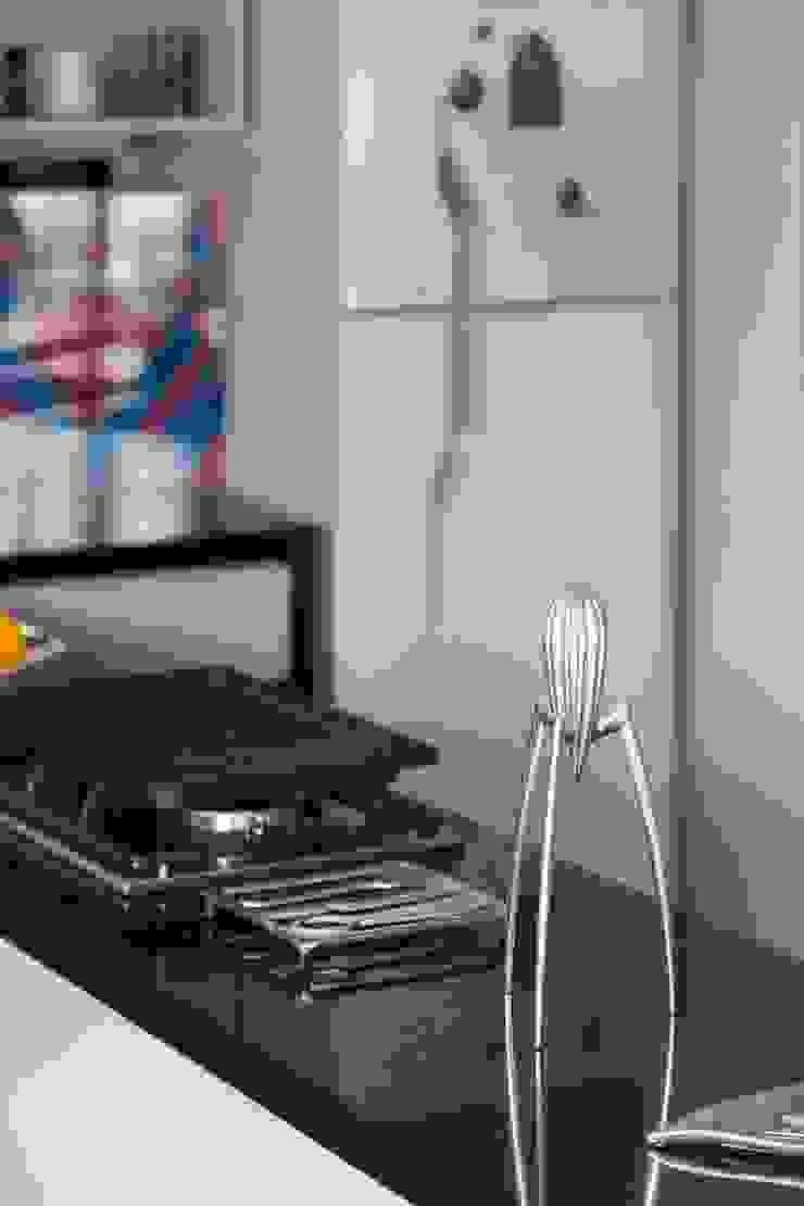 JA01 | Cobertura Cozinhas modernas por Kali Arquitetura Moderno