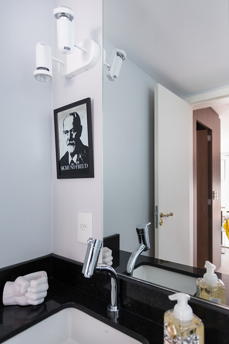 JA01 | Banho Banheiros modernos por Kali Arquitetura Moderno