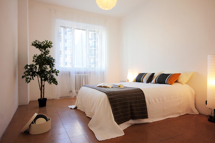 ATELEON Minimalist bedroom