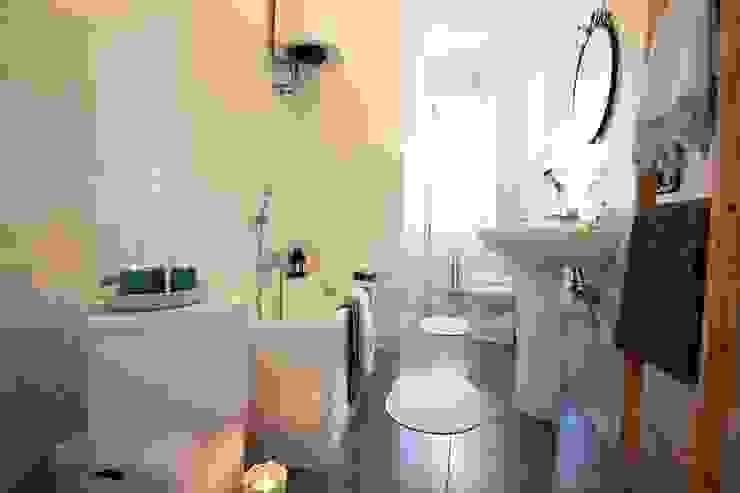 ATELEON Minimalist style bathroom