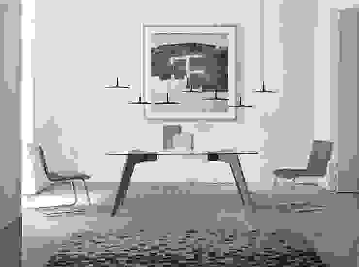 di Intense mobiliário e interiores; Minimalista