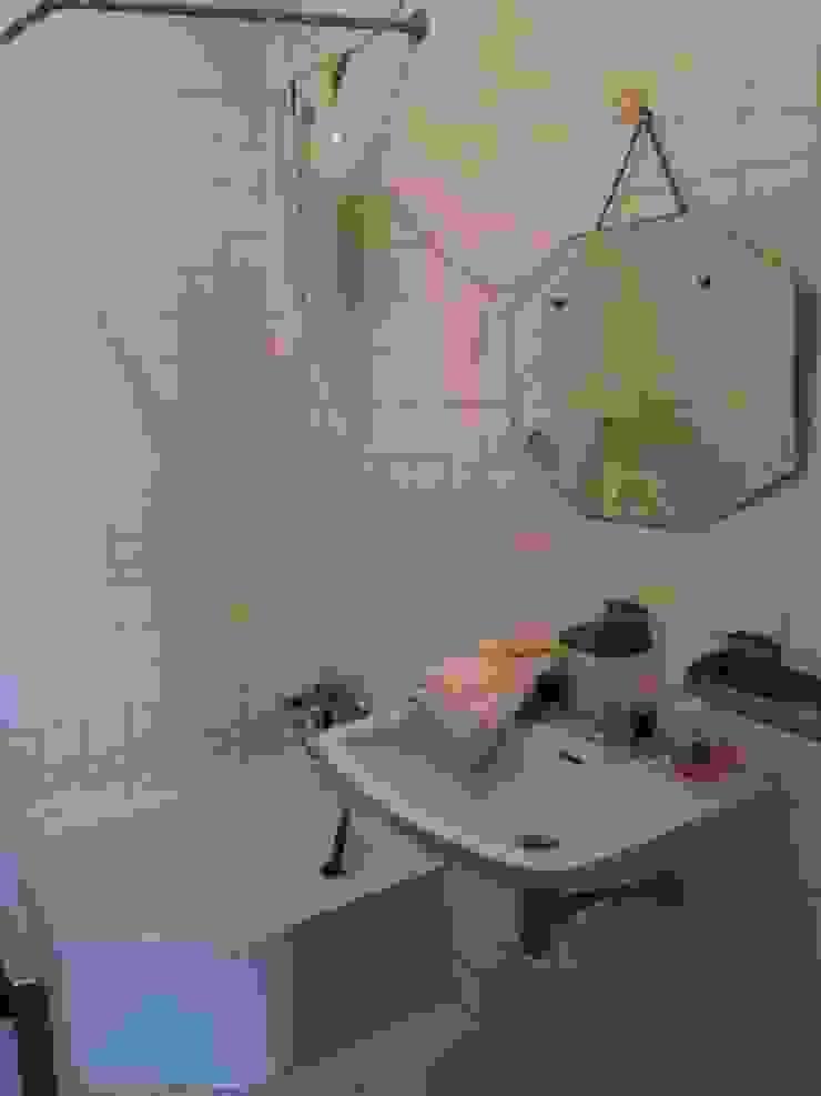 Casa de banho 1 | antes por INNER TREE