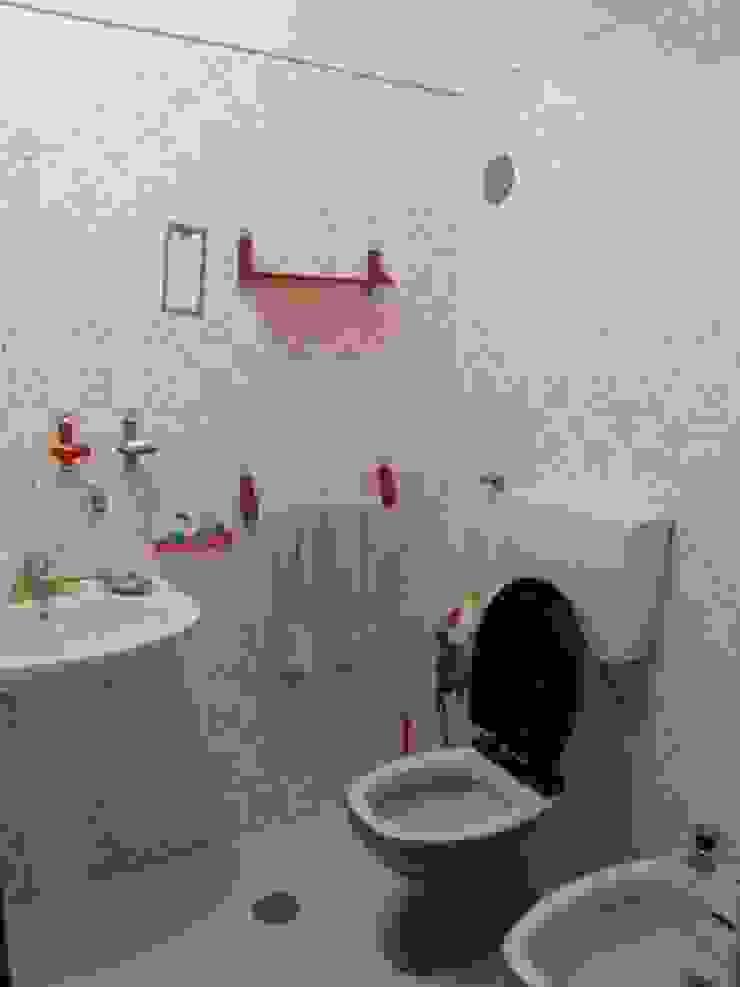 Casa de banho 2 | Antes por INNER TREE