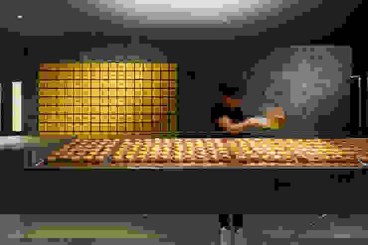 BAKE FUKUOKA モダンな 家 の interior & product design TGD モダン