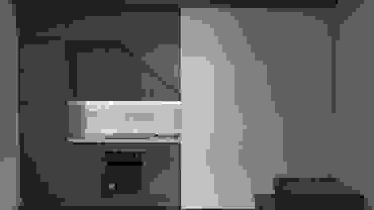 Vibo Cucine sas di Olivero Bruno e c. ミニマルデザインの キッチン