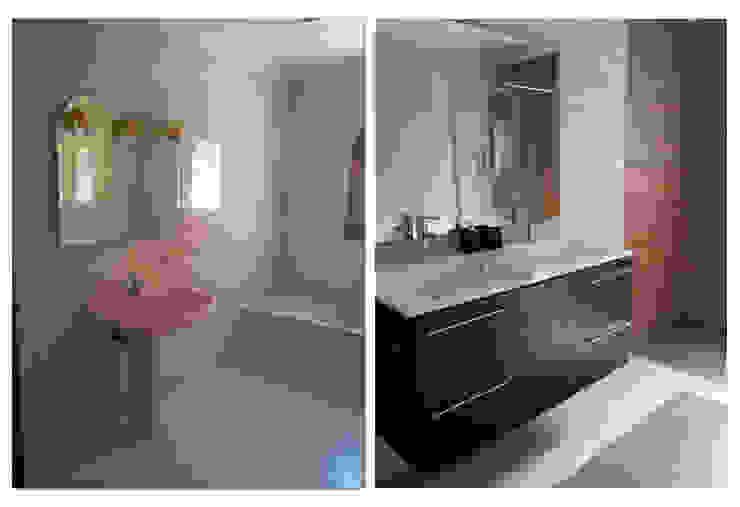 Baños de estilo  por torradoarquitectura, Moderno
