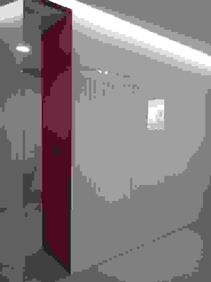 remodelacion oficinas quesos vegasotuelamos torradoarquitectura Kantor & Toko Modern