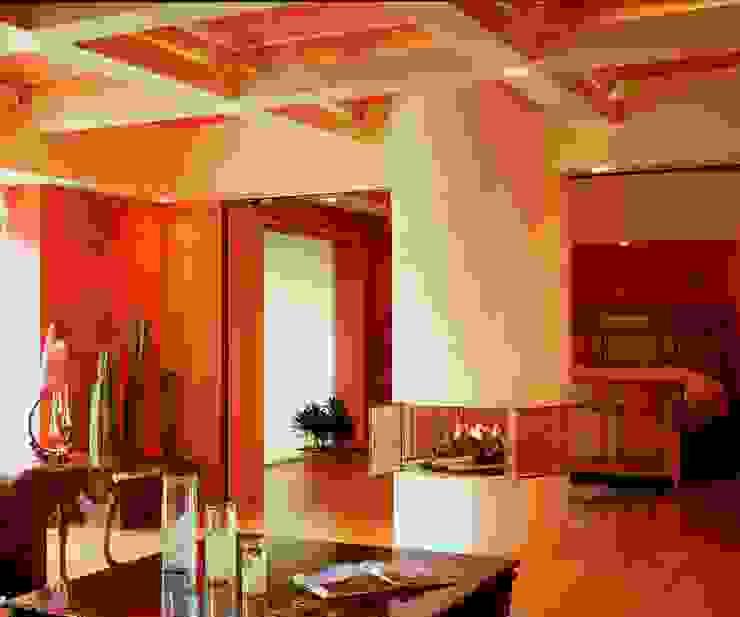 Departamento Campos Eliseo Dormitorios clásicos de Diseño Integral En Madera S.A de C.V. Clásico