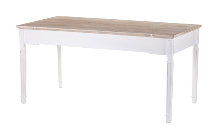 STÓŁ ALURO PALIDA od Altavola Design Sp. z o.o. Rustykalny Drewno O efekcie drewna