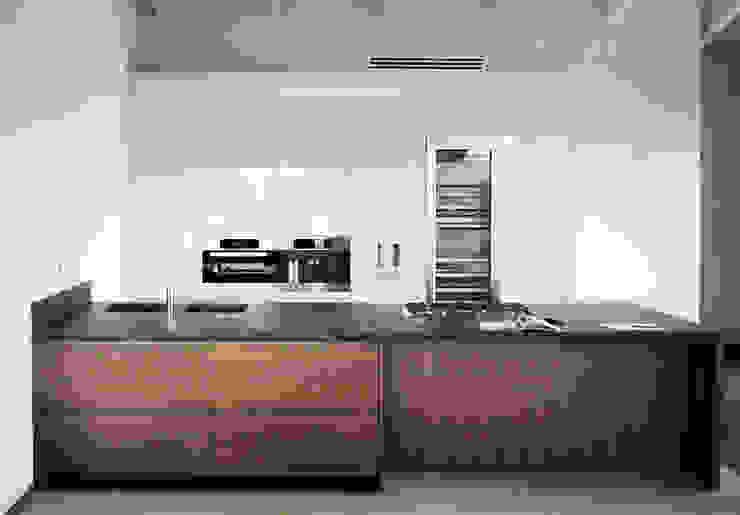 Attico Londra Cucina moderna di Manufactory Moderno