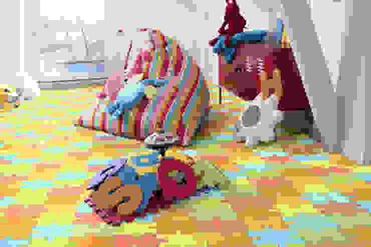 Línea Pisos y Cubiertas Eternit Modern nursery/kids room by ramiro.amarante Modern