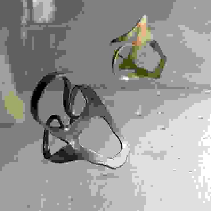Ring: Hiroshi NOMOTOが手掛けた現代のです。,モダン 金属
