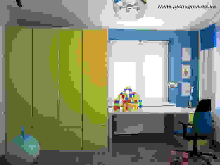 Дом, 180 м.кв. Детская комната в стиле модерн от Tatyana Pichugina Design Модерн