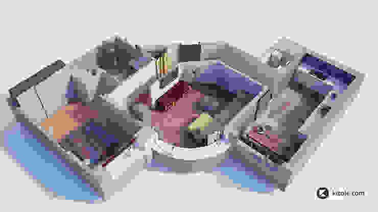 Моделирование планов в 3D от Kitole