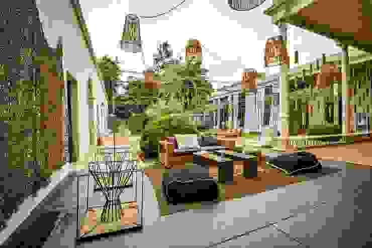 PSV Arquitectura y Diseño Modern Terrace