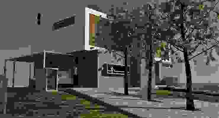Modern houses by Estudio Maraude Arquitectos Modern