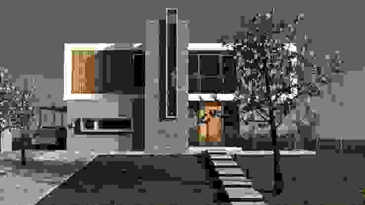 Estudio Maraude Arquitectos Case moderne