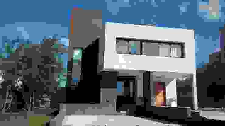 Modern home by BULLK Aruitectura y construcción Modern