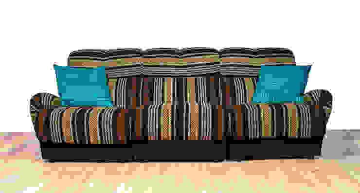 Modular 60's Sofa Modern living room by RetroLicious Ltd Modern