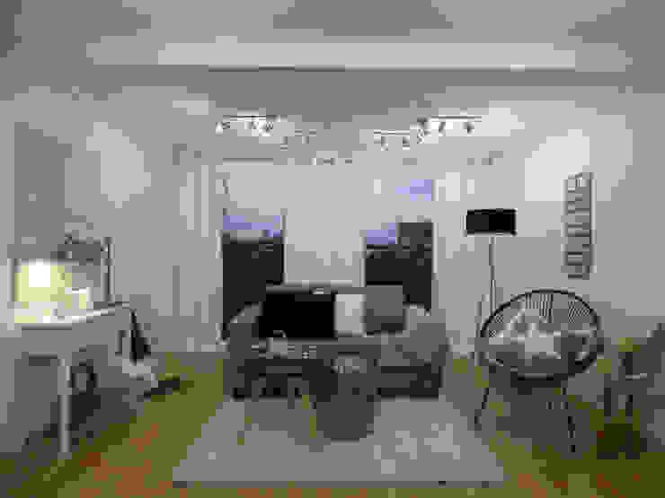 Salas de estar modernas por Birgit Hahn Home Staging Moderno