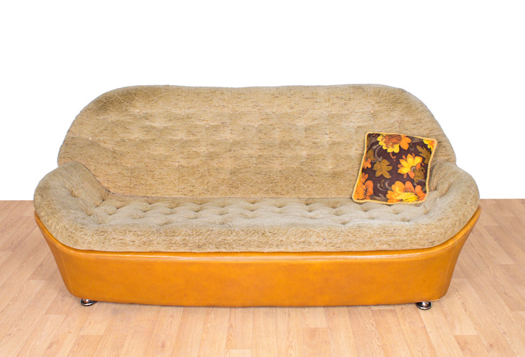 60's Bucket Sofa Modern living room by RetroLicious Ltd Modern
