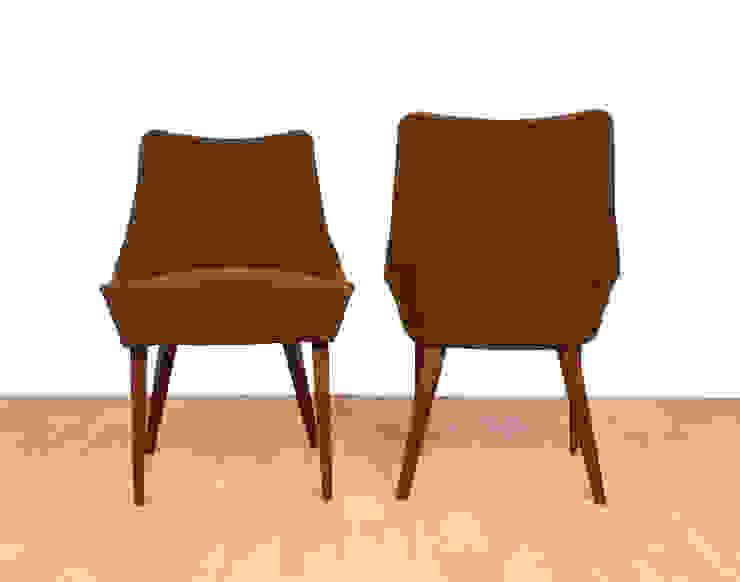 G Plan Wraparound Chair Modern living room by RetroLicious Ltd Modern