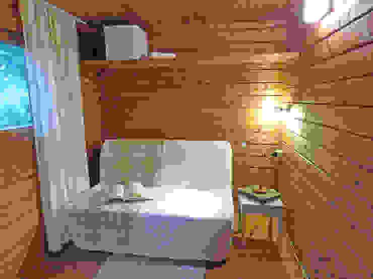 Ferienhaus Schlafzimmer im Landhausstil von Birgit Hahn Home Staging Landhaus