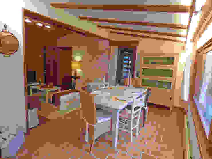 Ferienhaus Birgit Hahn Home Staging Esszimmer im Landhausstil