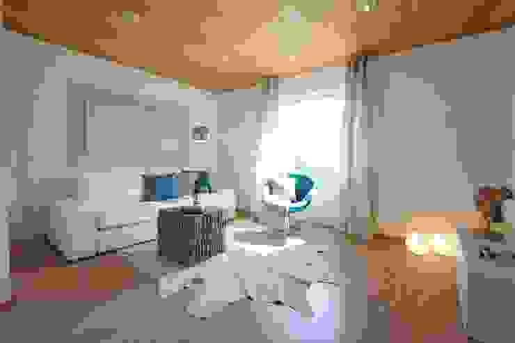 Home Staging Geerbte Immobilie Wohnzimmer im Landhausstil von Birgit Hahn Home Staging Landhaus