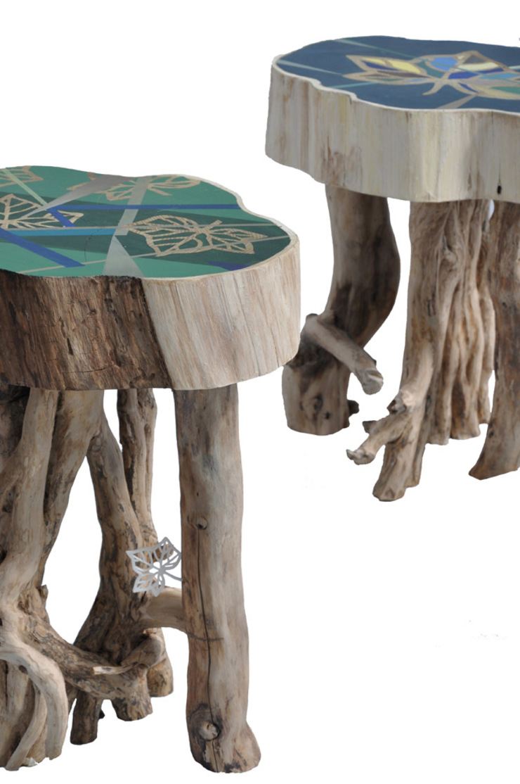 Realizzazioni Livyng Ecodesign Вітальня