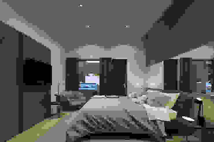 CASA BUGAMBILIAS Dormitorios minimalistas de GYVA Studio Minimalista