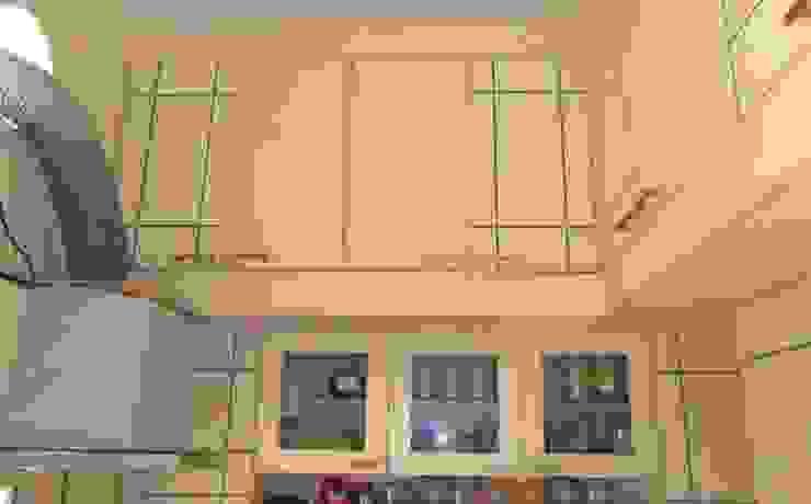 Kitchen: modern  by CRYSTAL INTERIORS & FURNISHINGS,Modern