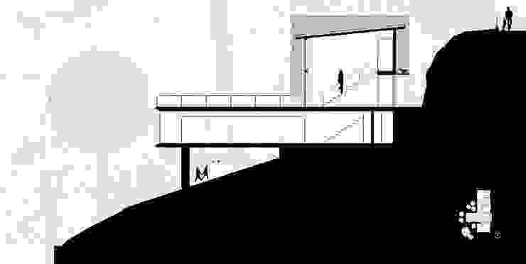 La casa en el bosque de EMA Espacio Multicultural de Arquitectura Moderno