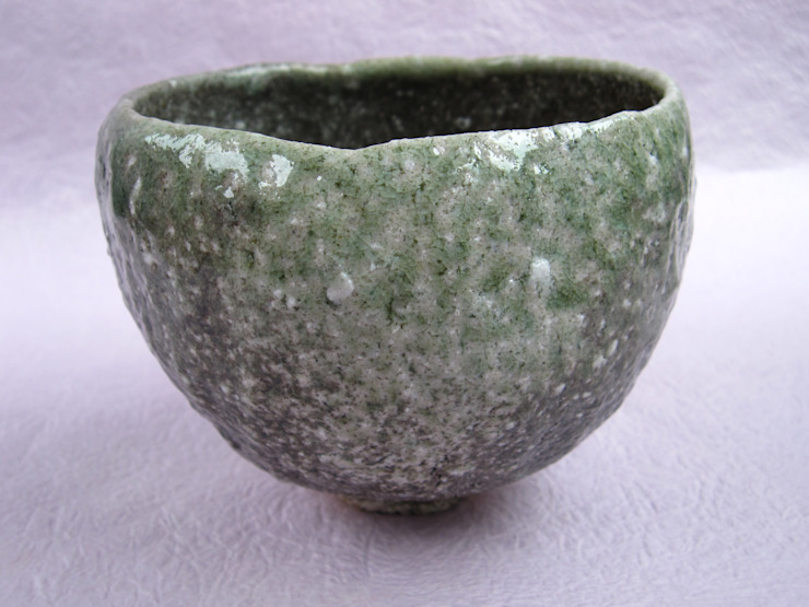 asian  by 安藤志保子, Asian Pottery