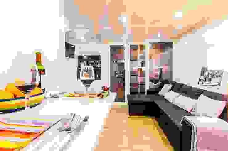 Modulow Twin Salones de estilo moderno de MoDULoW Moderno
