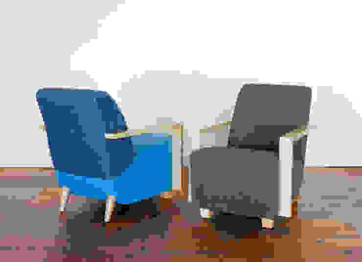 SORNA por BOTA Creative Studio Moderno Madeira Acabamento em madeira
