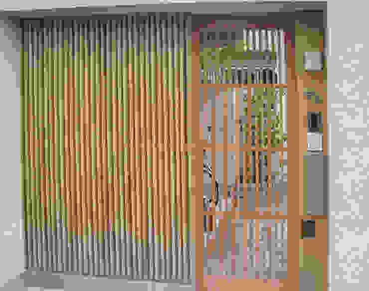 御所南の家 モダンな 家 の 株式会社 atelier waon モダン
