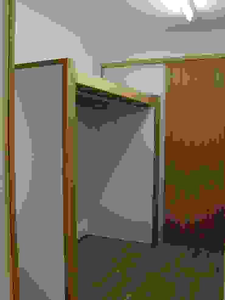 御所南の家 モダンデザインの 多目的室 の 株式会社 atelier waon モダン