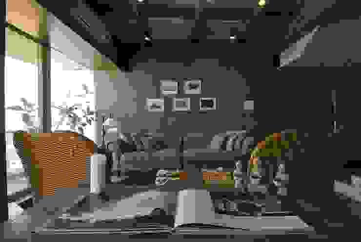 Supreme Residency Salones modernos de Team Design Moderno