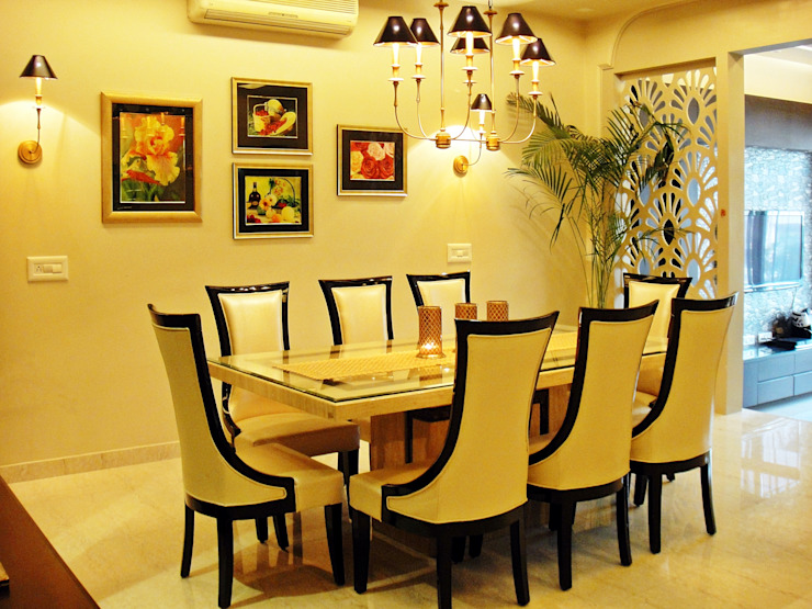 H5 Interior Design Modern dining room