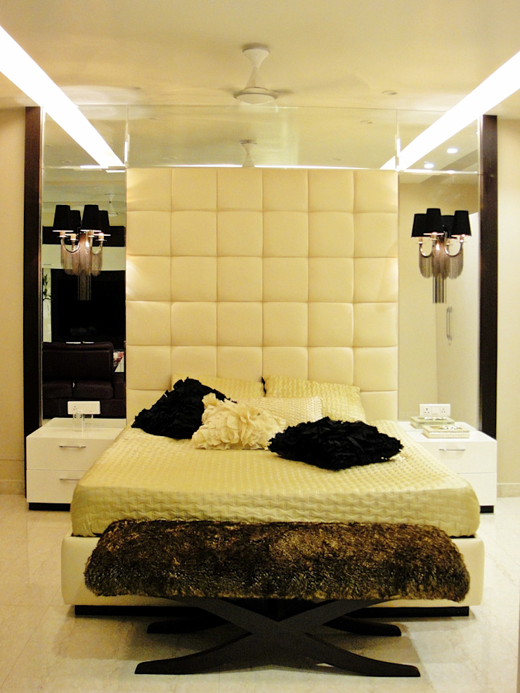 H5 Interior Design Modern style bedroom