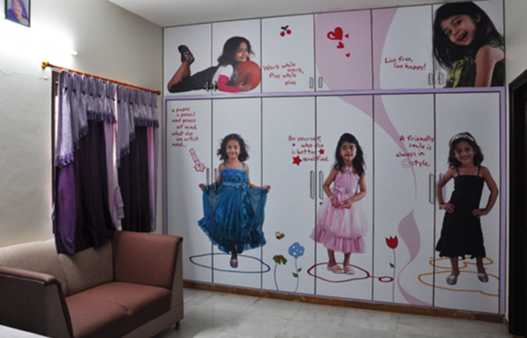 Modern nursery/kids room by BION Creations Pvt. Ltd. Modern