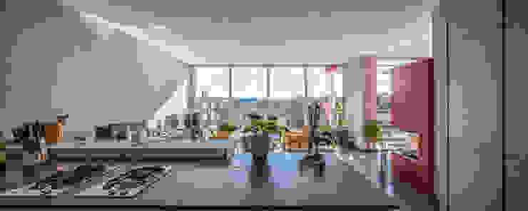 Modern Yemek Odası aaw Architektenbüro Arno Weirich Modern