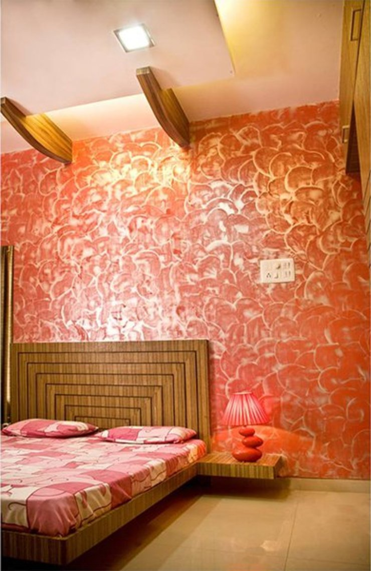 Residential Modern style bedroom by suneil Modern