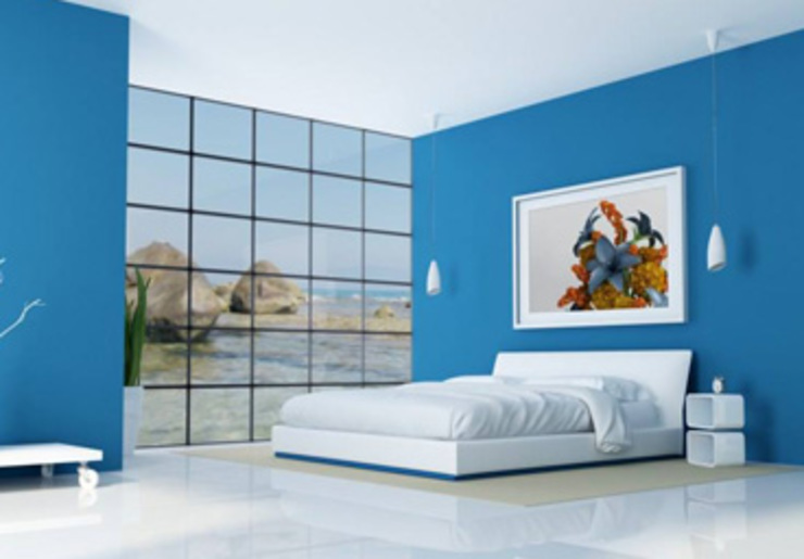 Bedroom Designs Modern style bedroom by DecMore Interiors Modern