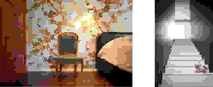 Maison Mv2 Chambre moderne par RIVA Architectes Moderne