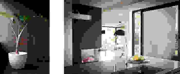 Moderne keukens van RIVA Architectes Modern