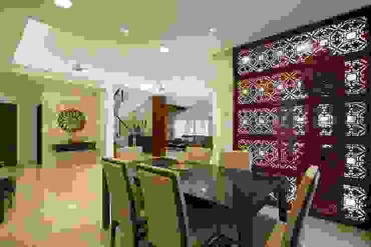 Mr. Sanjay patel—Bungalow Modern dining room by P & D Associates Modern