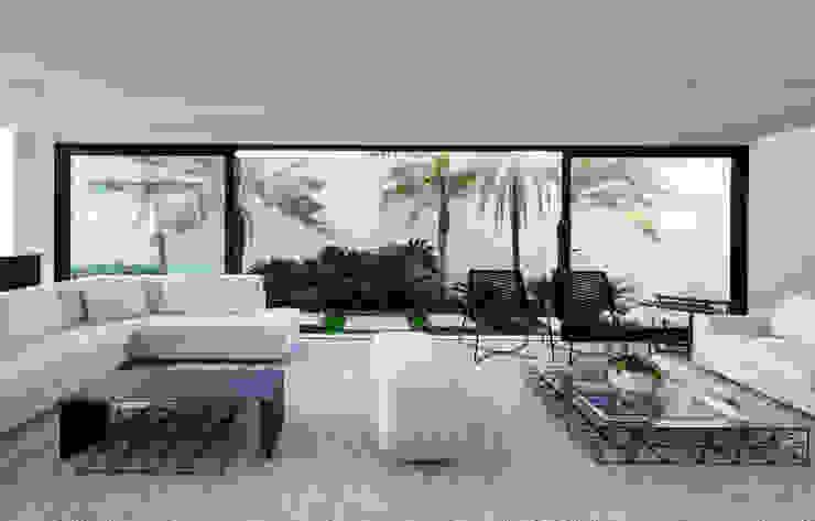 Conrado Ceravolo Arquitetos Living room