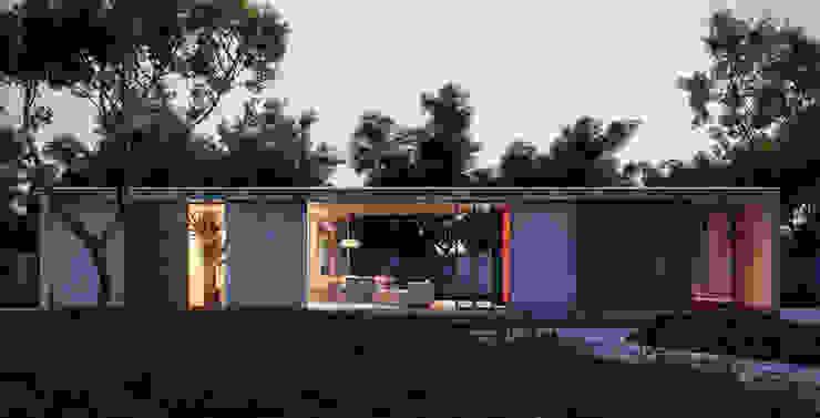de INÁ Arquitetura Moderno